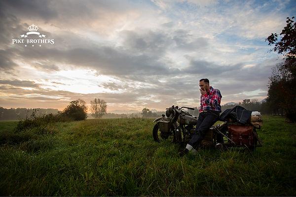 Pike Brothers WLA Harley
