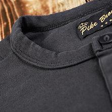 utility shirt black