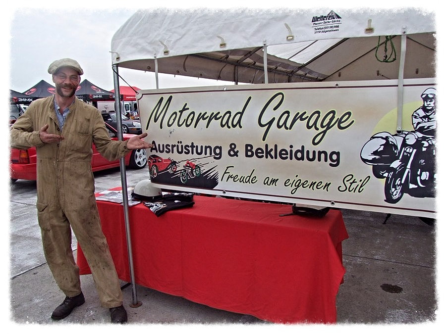 motorrad garage klassische motorradbekleidung borsum motorrad garage. Black Bedroom Furniture Sets. Home Design Ideas