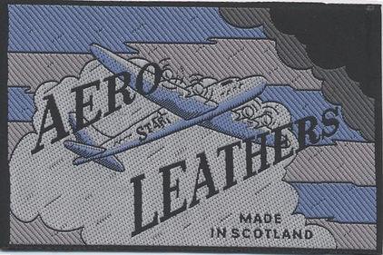 Aero Leather Label 1