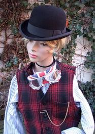 Pike_1921 Bowler Hat black_05.JPG