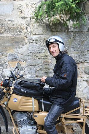Sunstuff Motorradjacke Kevlar