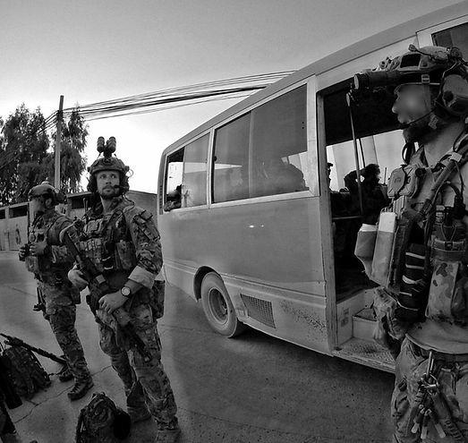Special Forces Operator Matthew Haggart