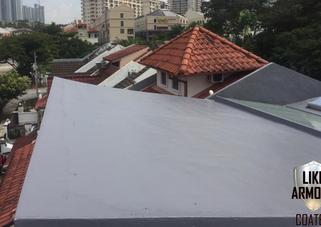Cheras Roof Waterproofing