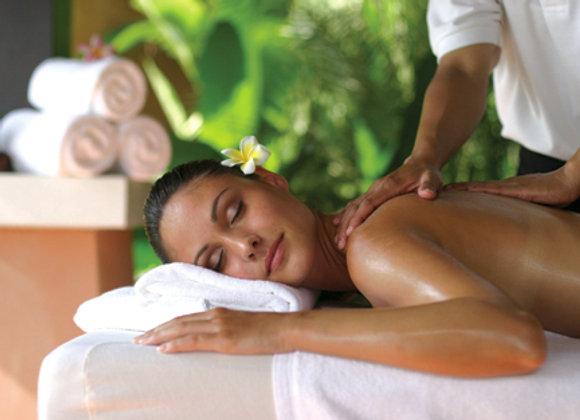 Massagem relaxante ( 1 sessão)