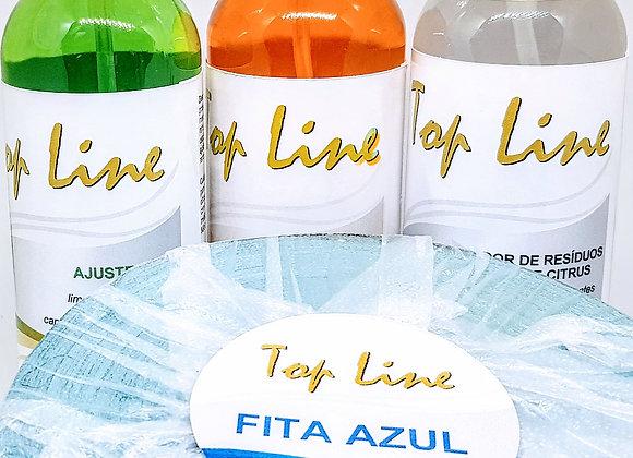 Kit TOP (36m) contem 3 removedores+Fita Azul 36m.