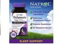 Natrol Melatonina 5 mg, 250 Fast Dissolve Tablets