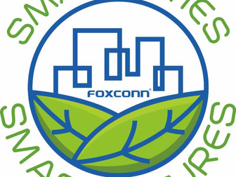 "Foxconn's ""Smart Cities — Smart Futures"" Competition Drew Hundreds of Submissions"
