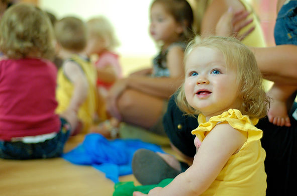 Childcare center in Madison, WI at Kids Express Learning Center