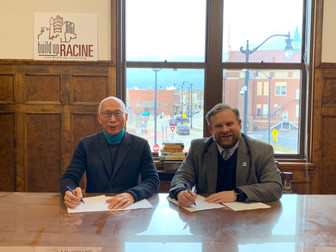 City of Racine, Foxconn Partner on Smart Cities Initiatives