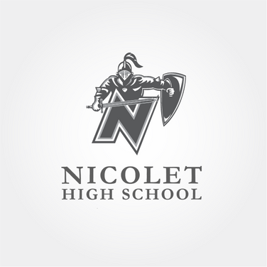Nicolet High School Logo