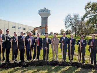 Gateway Breaks Ground on SC Johnson iMET Center Expansion