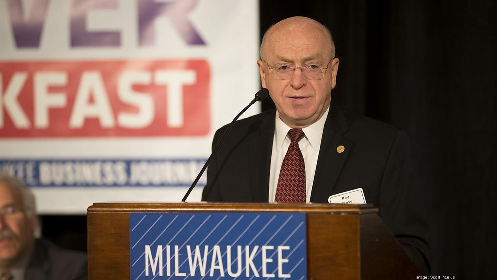 University of Wisconsin System president Ray Cross