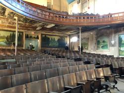Ward Theater Interior