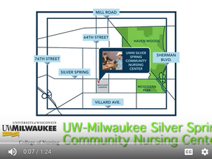 Neighborhood Asset: UWM Silver Spring Community Nursing Center