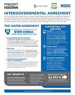 Intergovernmental Agreement Fact Sheet v