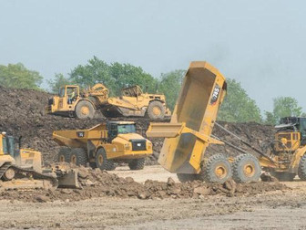 Local Companies Benefit from Foxconn Construction Work
