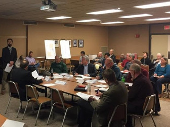 Eastern Racine County Transportation Task Force Holds First Meeting