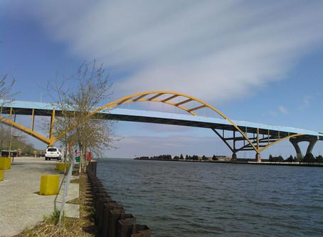 Lori's OpEd: Help Light the Hoan Bridge