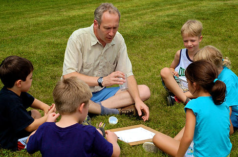 Science and Nature class for private school and preschool students in Madison, WI at Kids Express Learning Center