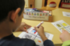 Mandarin and Spanish class for private school and preschool students in Madison, WI at Kids Express Learning Center