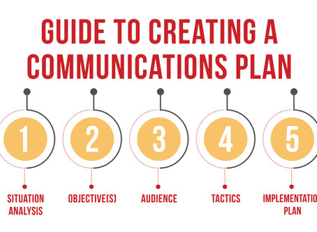 Guide to Creating a Communications Plan