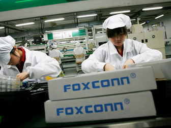 Foxconn Selects Wisconsin