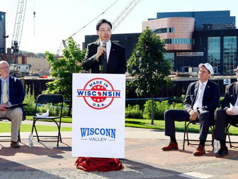 Foxconn to Open Foxconn Place Chippewa Valley in Downtown Eau Claire
