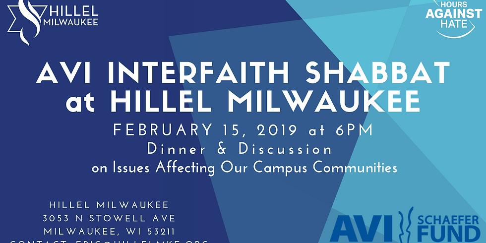 AVI Interfaith Shabbat