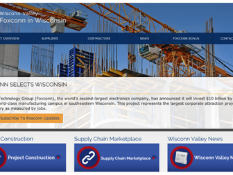 State Launches New Website