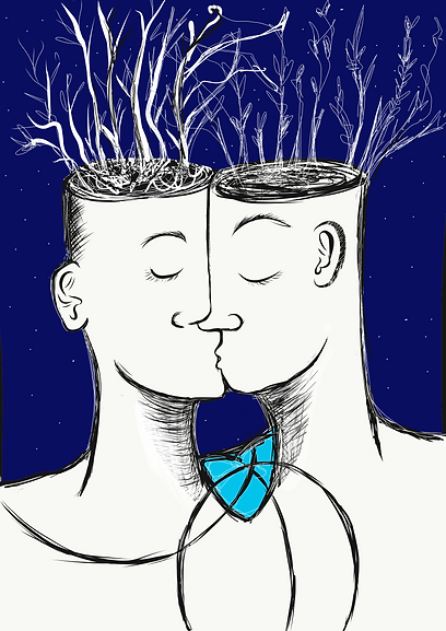 Kiss in the woods.png