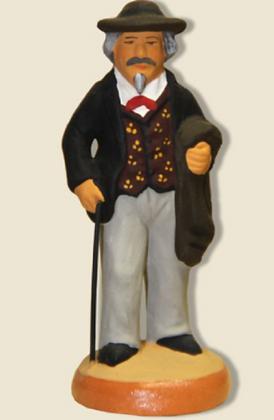 Frédéric Mistral - 6cm