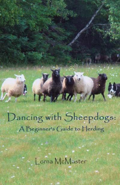 Dancing wirh Sheepdogs by Lorna McMaster
