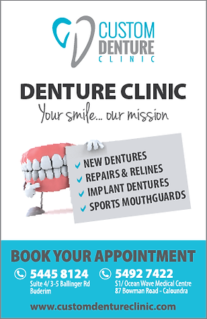 You are welcomed to refer your denture patients to our in-house denture clinic at Custom Denture Clinic