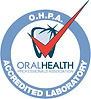 Sunshine Dental Lab, accreditated laboratory from the Oral Health Professional Association