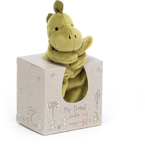 Jellycat My Friend Dino Soother
