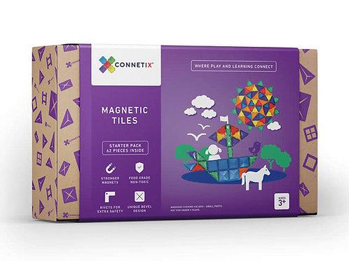 Connetix Tiles 62 Piece Set