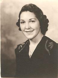Cary Jane high school grad photo  1943.j