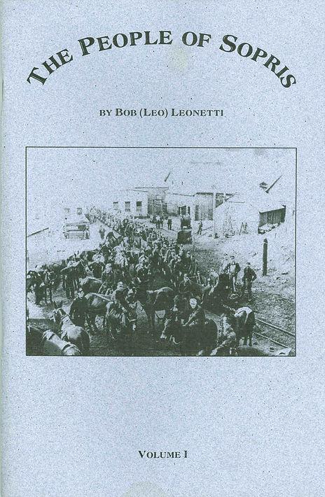 ROBERT LEONETTI DOC LEONETTI SOPRIS TRINIDAD COLORADO