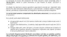 Gruppo Cassa di Risparmio di Asti : Fondo di Solidarietà e nuove assunzioni.