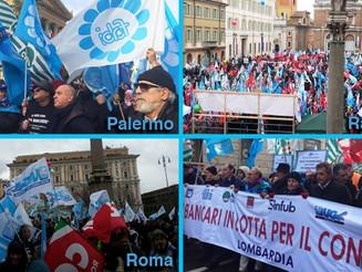 Sciopero del 30/01 - Piemonte al 90%!