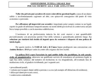TUTELA LEGALE, NUOVA POLIZZA AMINTA Broker : copertura a 360° in ambito CIVILE, PENALE e AMMINISTRAT