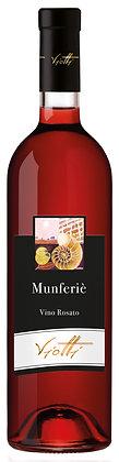 """Vino Rosato """"Munferié"""""""