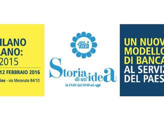 Da Milano a Milano 1948-2015 : la Fabi presenta il nuovo modello di Banca