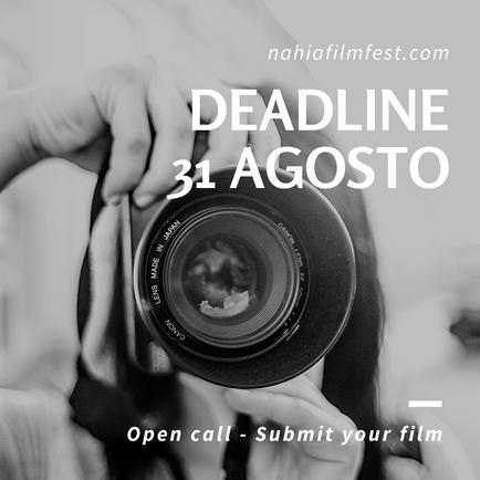 Deadline 31 de Agosto
