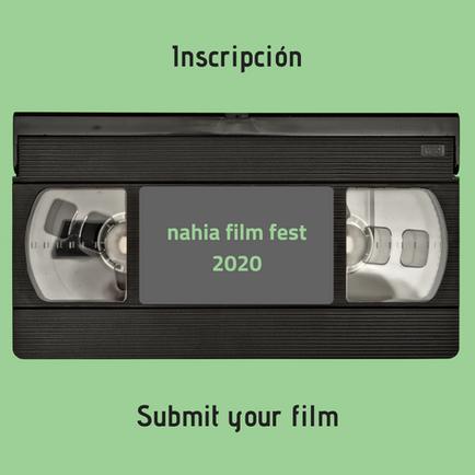 Inscripción/Submit your film