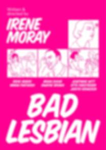 164-poster_BAD LESBIAN.jpg