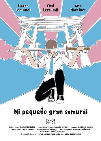 95-poster_Mi pequeño Gran Samurai
