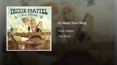 """""""I'll Wear Your Ring"""" by Trixie Mattel with an Autoharp solo by ME!"""
