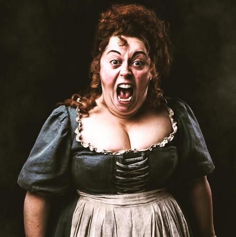 Madame T, photo by Matt Murphy